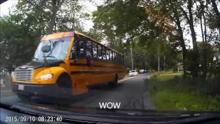 "Bad Massachusetts Drivers: ""Four Days of Folly""  September 8-11, 2015"