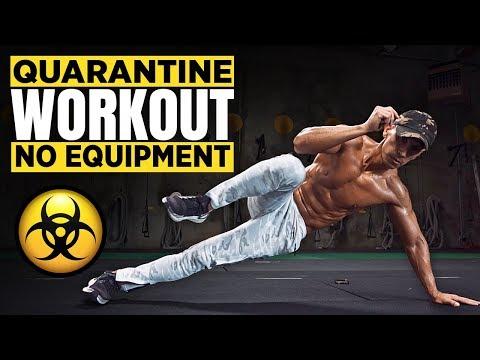 No Equipment Follow Along Killer Core Workout | Frank Medrano
