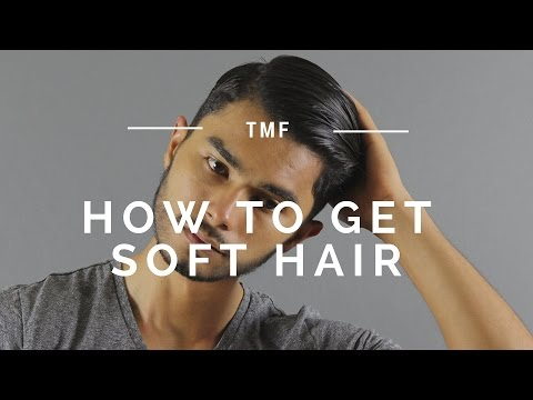 How To Have Slick, Soft Hair | 3 Tips thumbnail