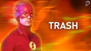 Why the CW's Flash is Trash