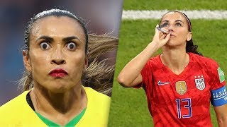 Football WOMEN Comedy ● Bloopers, Fails, Funny Moments
