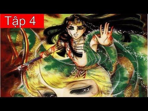 Nữ Hoàng Ai Cập Tập 4: Khói Lửa Kinh Thành Tê bê (Bản Siêu Nét)