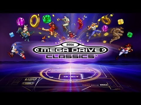 On part à la découverte de Sega Mega Drive Classics