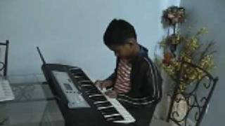 Haule Haule by Rithvik on Keyboard