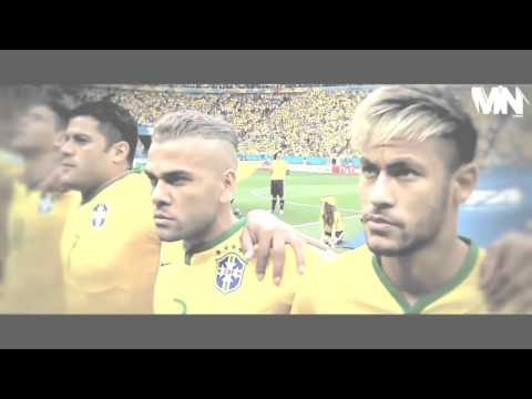 Neymar Jr World Cup 2014 REVIEW Skills & Goals HD x264