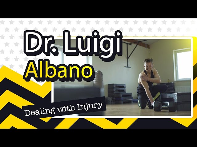 Sports timeout with Dr. Luigi Albano