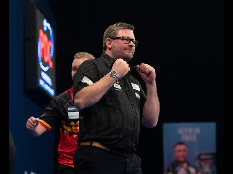 """James Wade on reaching 2020 Grand Slam final: """"I was almost emotional, I thought I'd thrown it away"""""""