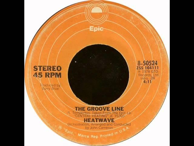 Heatwave - The Groove Line