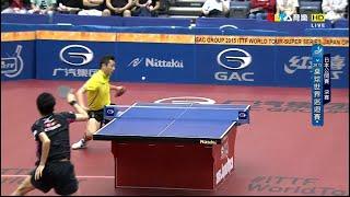 2015 Japan Open (Ms-Final) XU Xin - YOSHIMURA Maharu [HD] [Full Match/Chinese]