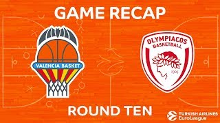 Highlights: Valencia Basket - Olympiacos Piraeus