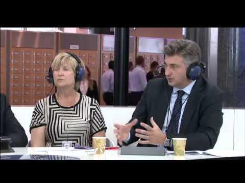 Andrej Plenković u raspravi o djelovanju migracijske politike EU #citizenscorner - 17.6.2015.