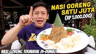 Download lagu NASI GORENG SULTAN! SEPORSI SATU JUTA. KOK GINI DOANG!? LAN CIAUUUU...