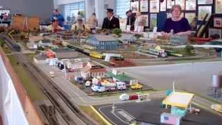 Toledo, Ohio National Train Day May 4, 2013