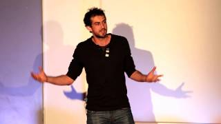 Big data and dangerous ideas | Daniel Hulme | TEDxUCL