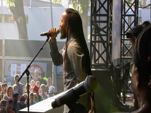 "Ziggy Marley- ""Tomorrow People"" Live at Les Ardentes, Belgium, 2011"