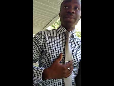 JEHOVAH WITNESSES COME TO THE WRONG HOUSE (BIBLE BELIEVING CHRISTIAN!!!)!!!