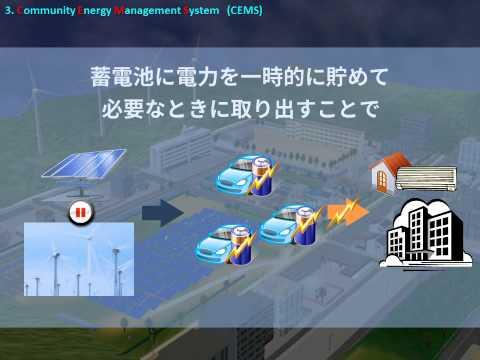 Nagoya University Suzuki Lab 2014 - Energy Management Systems Part3 of 3 CEMS