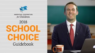 2018 State of the School Choice Movement Address