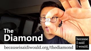 Anonymous woman gives $235,000 diamond gives to our charity