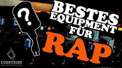 Mikrofone und Equipment für Rap-Aufnahmen im Homestudio! - Tutorial – Cubetribe Tonstudio Oldenburg