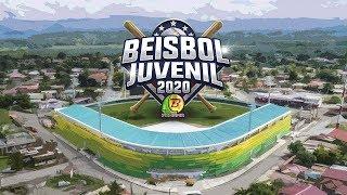 Herrera - Bocas, Beisbol Juvenil 2020 [BTVPANAMÁ]