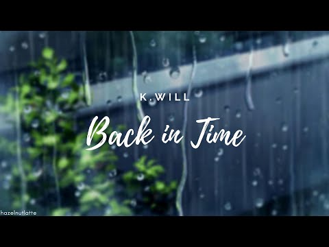 Back In Time K.Will