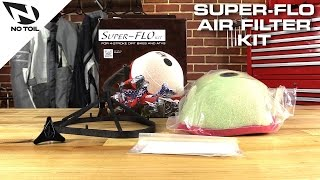 No Toil Super Flo Air Filter Kit