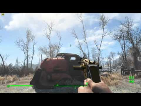how to change graphics settings in fallout 4