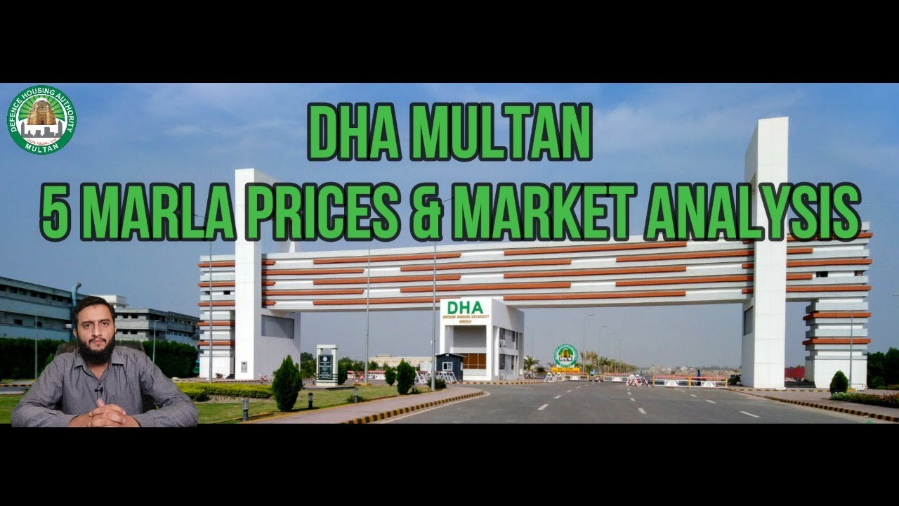 DHA Multan 5 Marla Prices | Investment Potential | Which Block is Best For Investment | June 2021