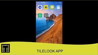 App Tilelook per iOS e Android per vedere progetti 360 su mobile