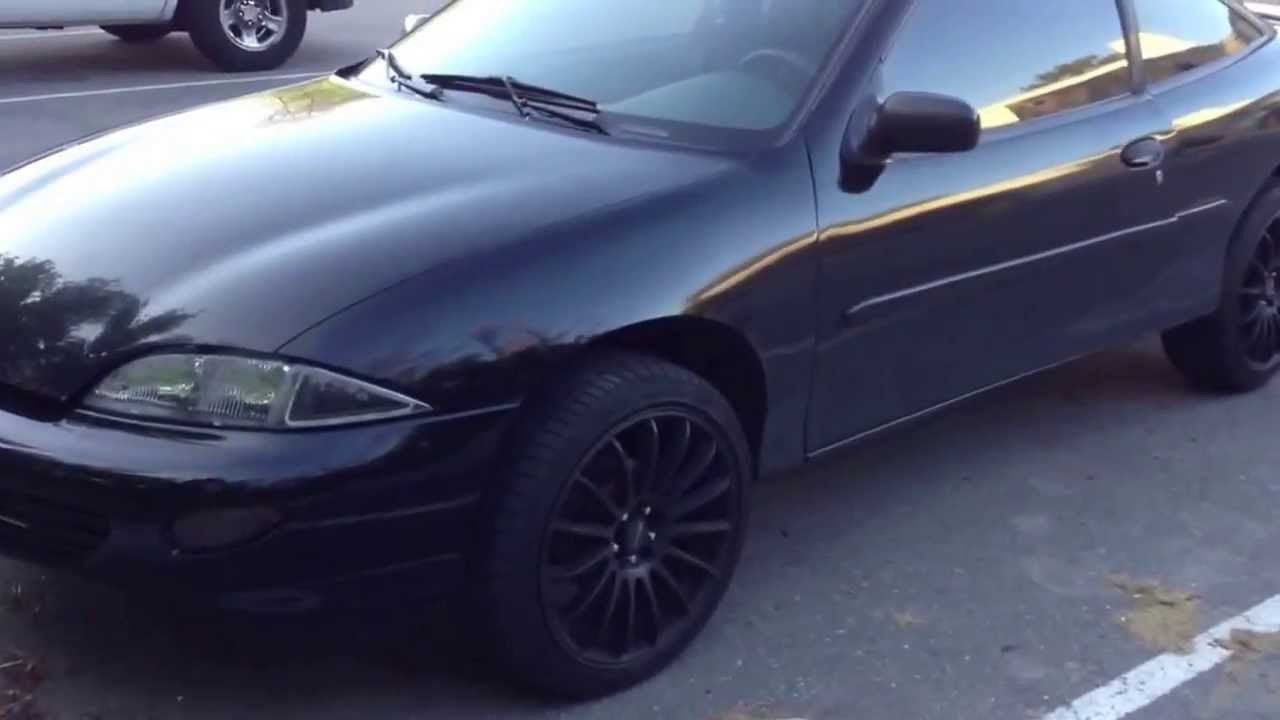 Cavalier chevy cavalier 99 : 1999 Custom Cavalier Cat Back Exhaust - YouTube