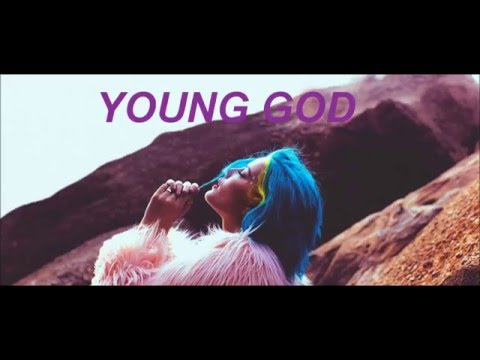 Halsey - Young God (male version)