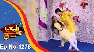 Durga | Full Ep 1278 | 11th Jan 2019 | Odia Serial - TarangTV