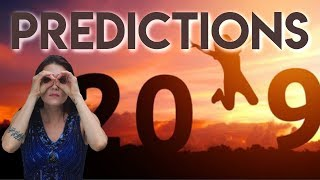 Forecast for 2019 (World Predictions) - Teal Swan