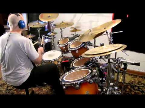 """Dave Matthews / Carter Beauford - """"Ants Marching"""" (Drum Cover)"""