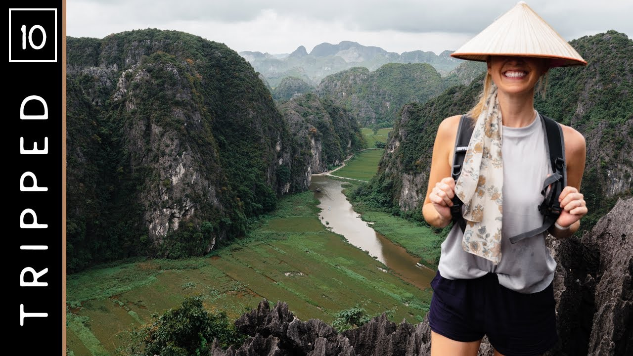 Forget Ha Long Bay – come here instead | TAM COC Vlog