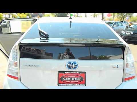 2010 Toyota Prius Ii Hatchback 4d Phoenix Az 620674 Youtube