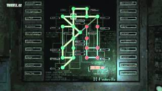 Resident Evil 0 HD dam area power supply panel puzzle