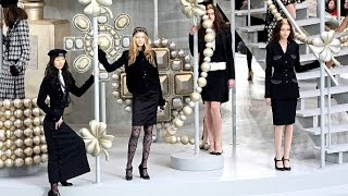 Chanel Fall Winter 2008 2009 Full Fashion Show Exclusive