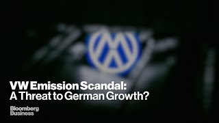 Volkswagen Scandal: Could the Diesel Dupe Push German Growth Off the Road?