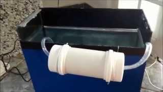 Gambar cover Como fazer um filtro externo para aquários!!!
