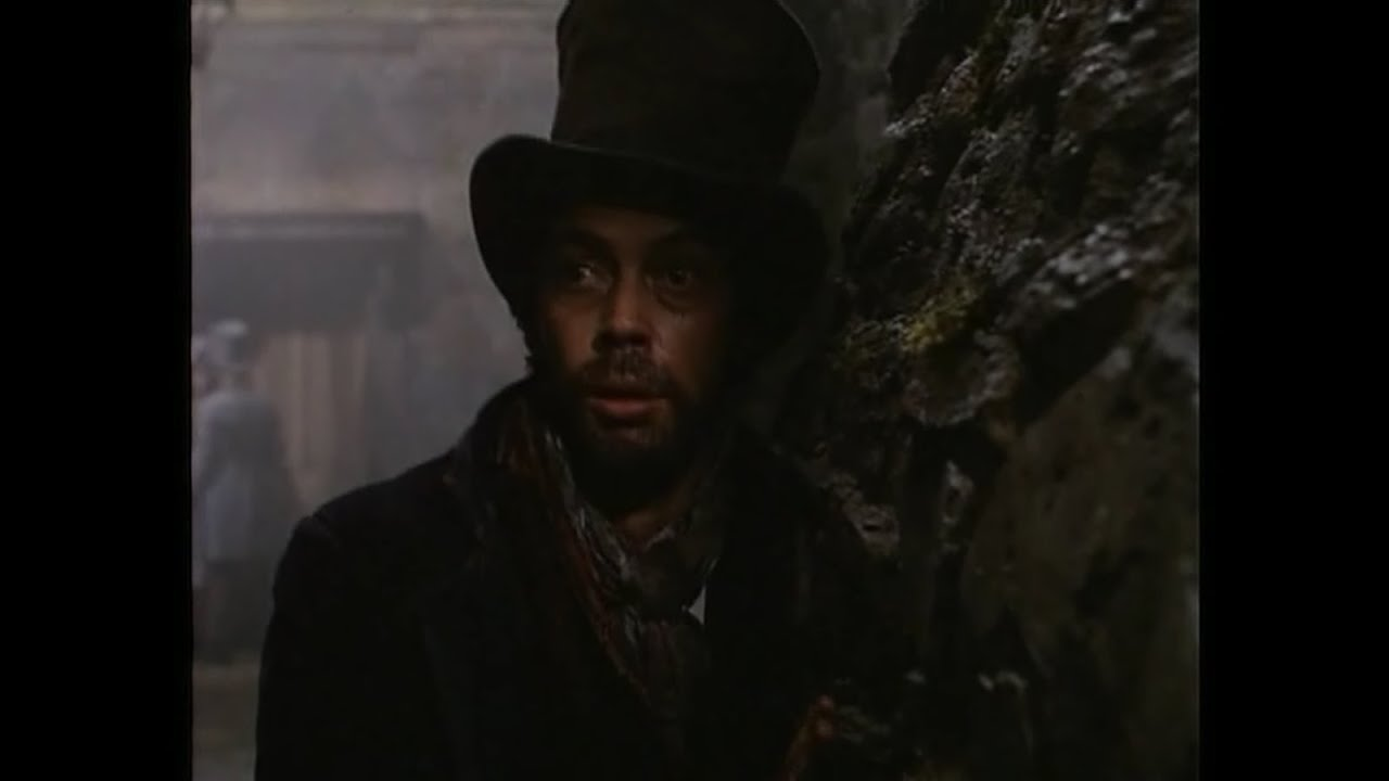 tim curry as bill sykes oliver twist part