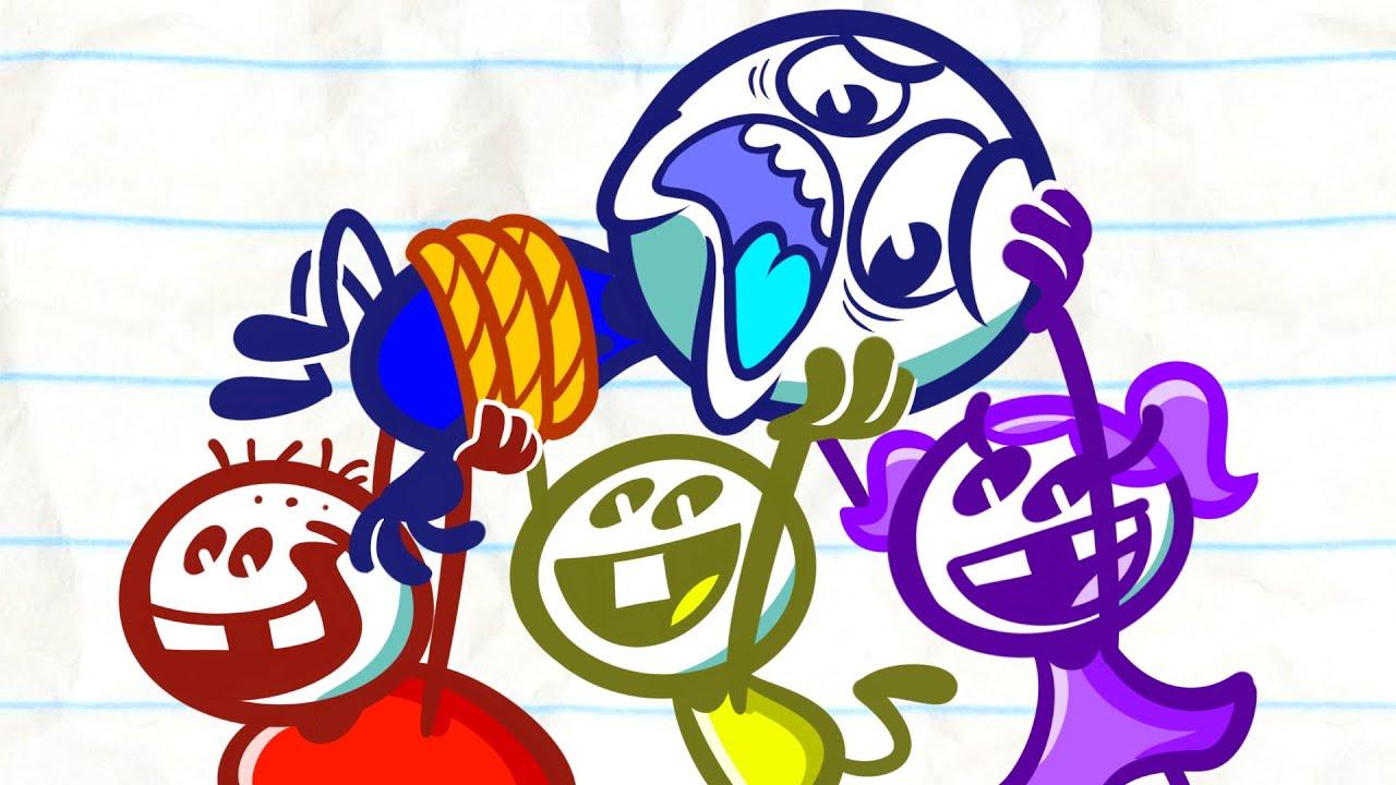 Mental Detector  Animation  Cartoons  Pencilmation