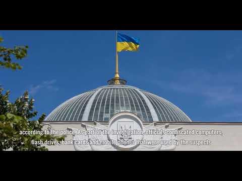 Ukraine Arrests Suspects Tied To Fraudulent Crypto Exchanges