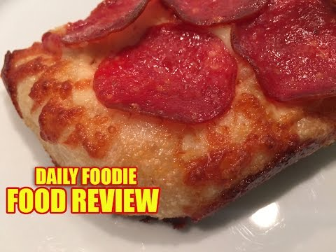 Little Caesars Deep Dish Pizza Review – Detroit Style Pepperoni Hot n Ready