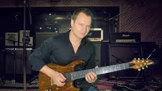 Krupinkin -  Love Wins Guitar solo by Nikolay Sokolov видео