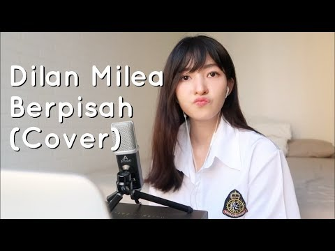 BERPISAH  - The Panasdalam Bank Ft. Vanesha Prescilla Cover (ost Dilan )