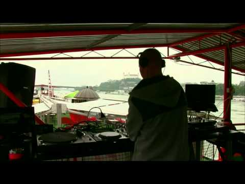 Chris Pera @ Sun Deck - Bratislava 31.08.2014