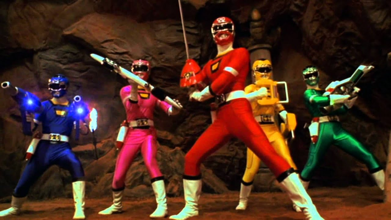 Turbo A Power Rangers Movie Fan Opening 2 Youtube