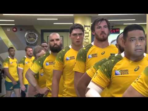 RWC 2015 Final New Zealand vs Australia/HD